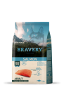 Karma dla psa Bravery Salmon Adult Medium/Large Breeds 4 kg GRAIN FREE (łosoś)