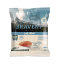 Karma dla psa Bravery Salmon Adult Medium/Large Breeds 70 g GRAIN FREE (łosoś)