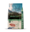 Karma dla psa Bravery Chicken Adult Small Breeds 2 kg GRAIN FREE (kurczak)