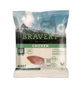 Karma dla psa Bravery Chicken Adult Medium/Large Breeds 70 g GRAIN FREE (kurczak)