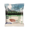 Karma dla psa Bravery Chicken Adult Small Breeds 70 g GRAIN FREE (kurczak)