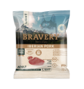 Karma dla psa Bravery Iberian Pork LIGHT Medium/Large Breeds 70 g GRAIN FREE (świnia iberyjska)